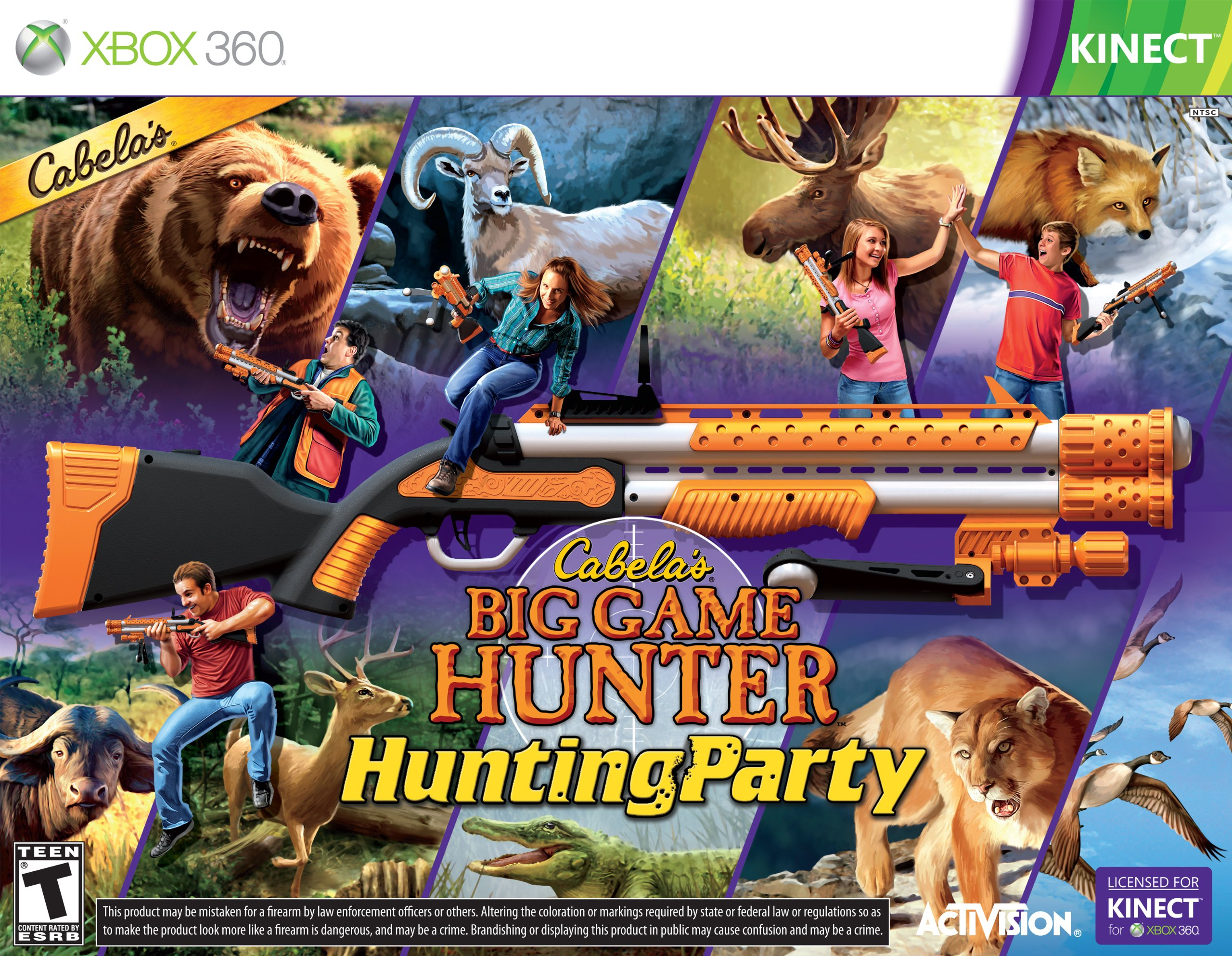 Cabela's Big Game Hunter: Pro Hunts | Xbox 360 | GameStop