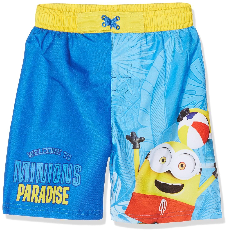 blu Minions Despicable Me Ragazzi Shorts da mare