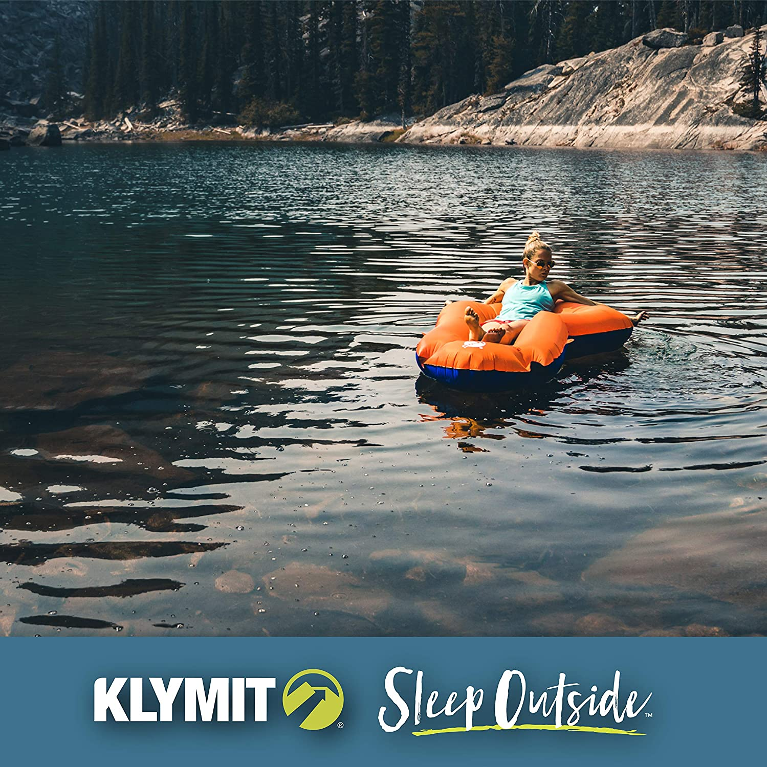 Inflatable Travel Kayak Packs Small for Backpacking LWD Packraft KLYMIT LITEWATER DINGHY