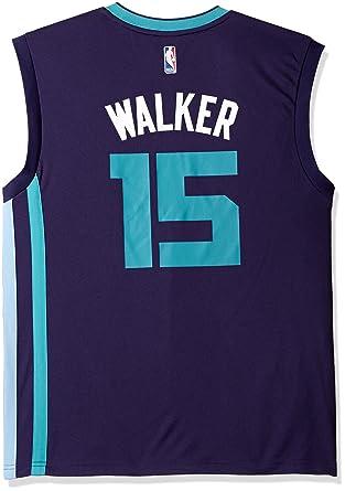 adidas NBA Nueva Orleans Hornets Kemba Walker # 15 Hombres de la ...