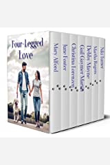 Four-Legged Love: 7 novellas where man's best friend plays matchmaker Kindle Edition
