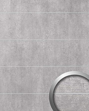 Beton Wandverkleidung wandverkleidung beton optik wallface 19103 cement light 8l stein