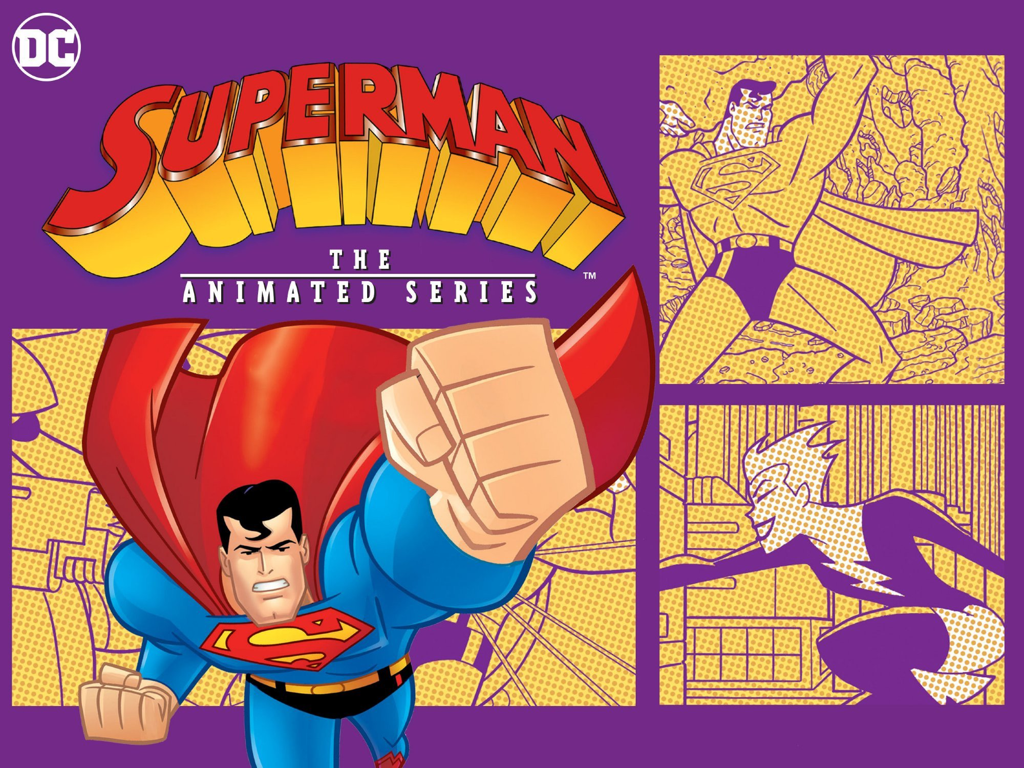 Image result for superman the animated series season 3