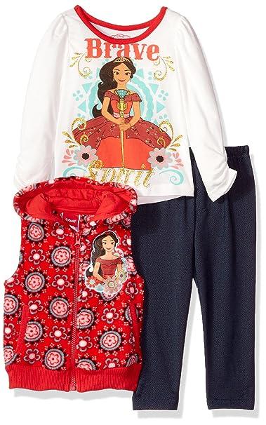 Amazon.com: Disney bebé Girls '3 pieza Elena de avalor ...