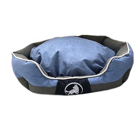 Cama para perros Aquagart en diferentes colores y tamaños, cojín robusto, lavable, antideslizante