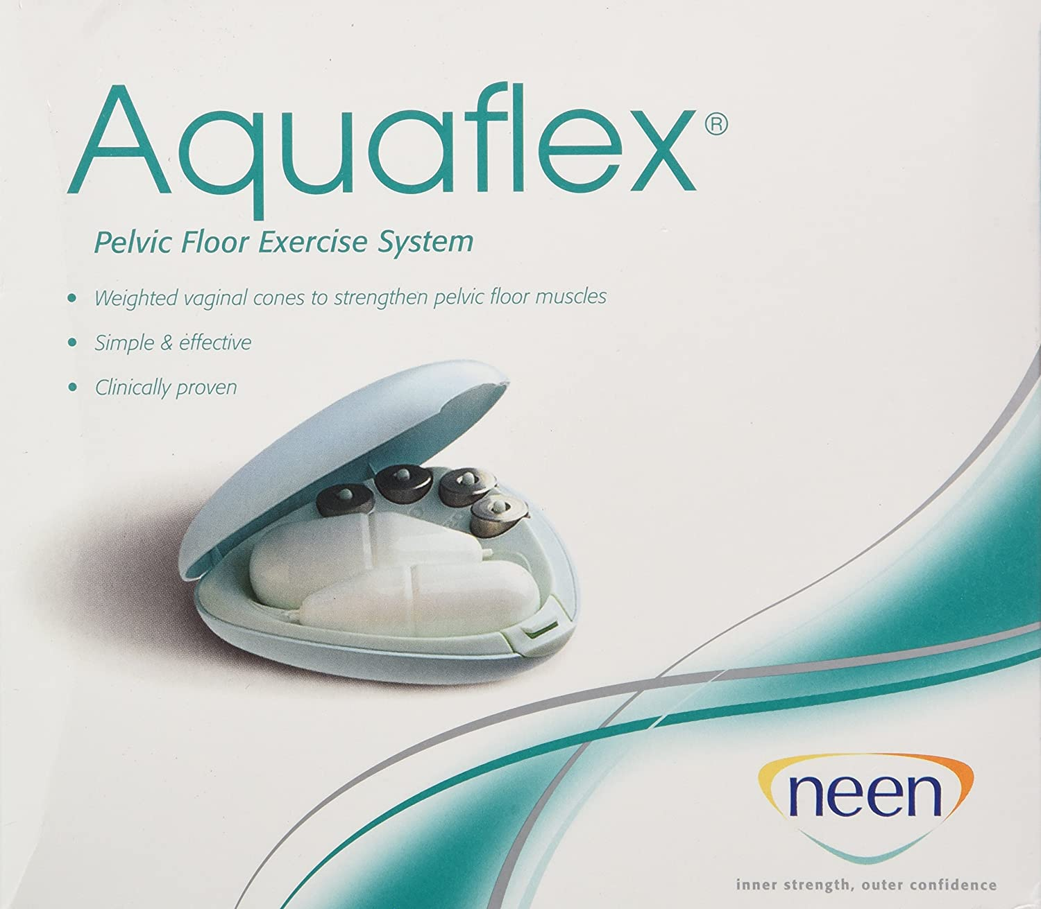Aquaflex Pelvic Floor Exercise System: Amazon.co.uk: Health U0026 Personal Care