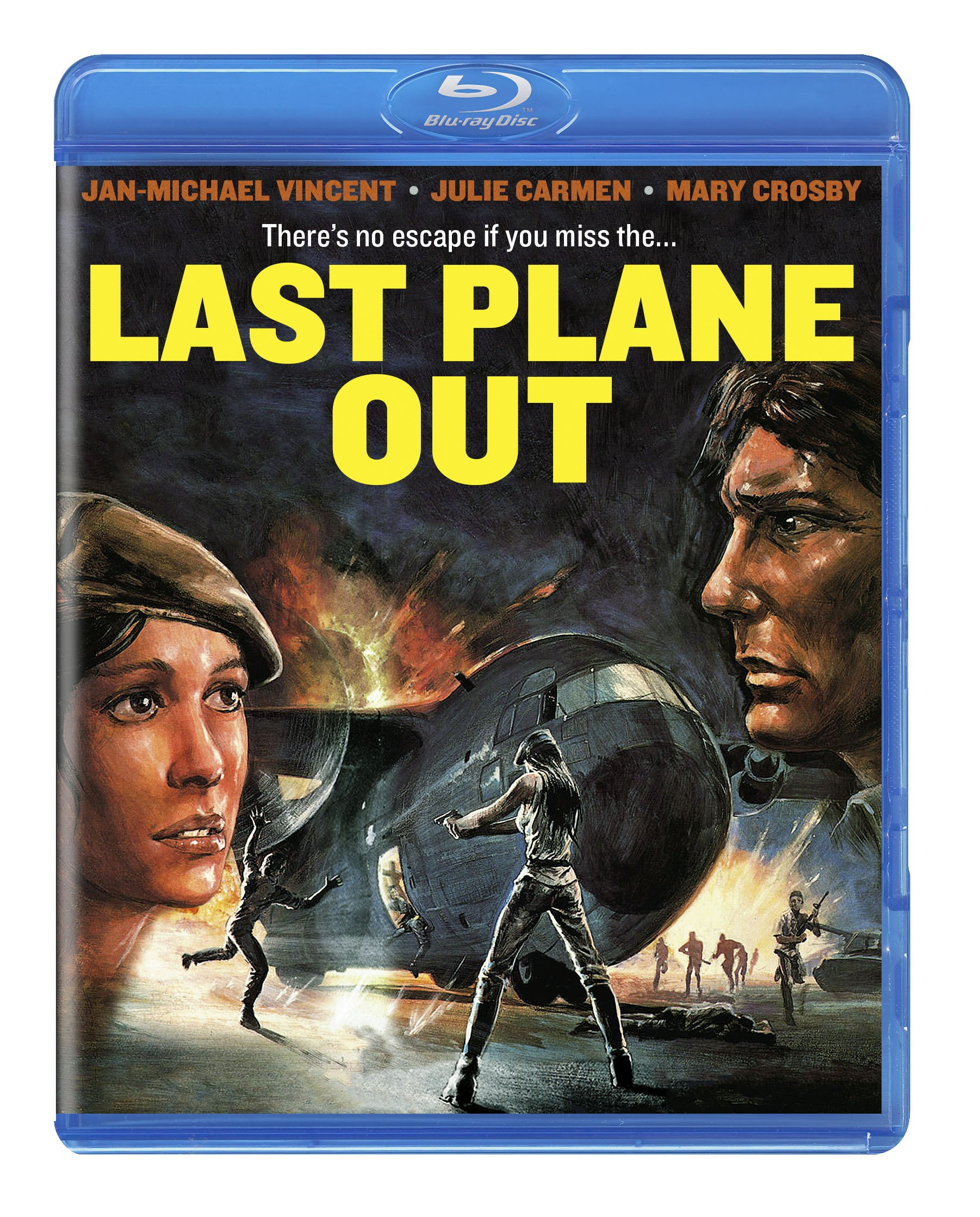 Last Plane Out (Blu-ray)