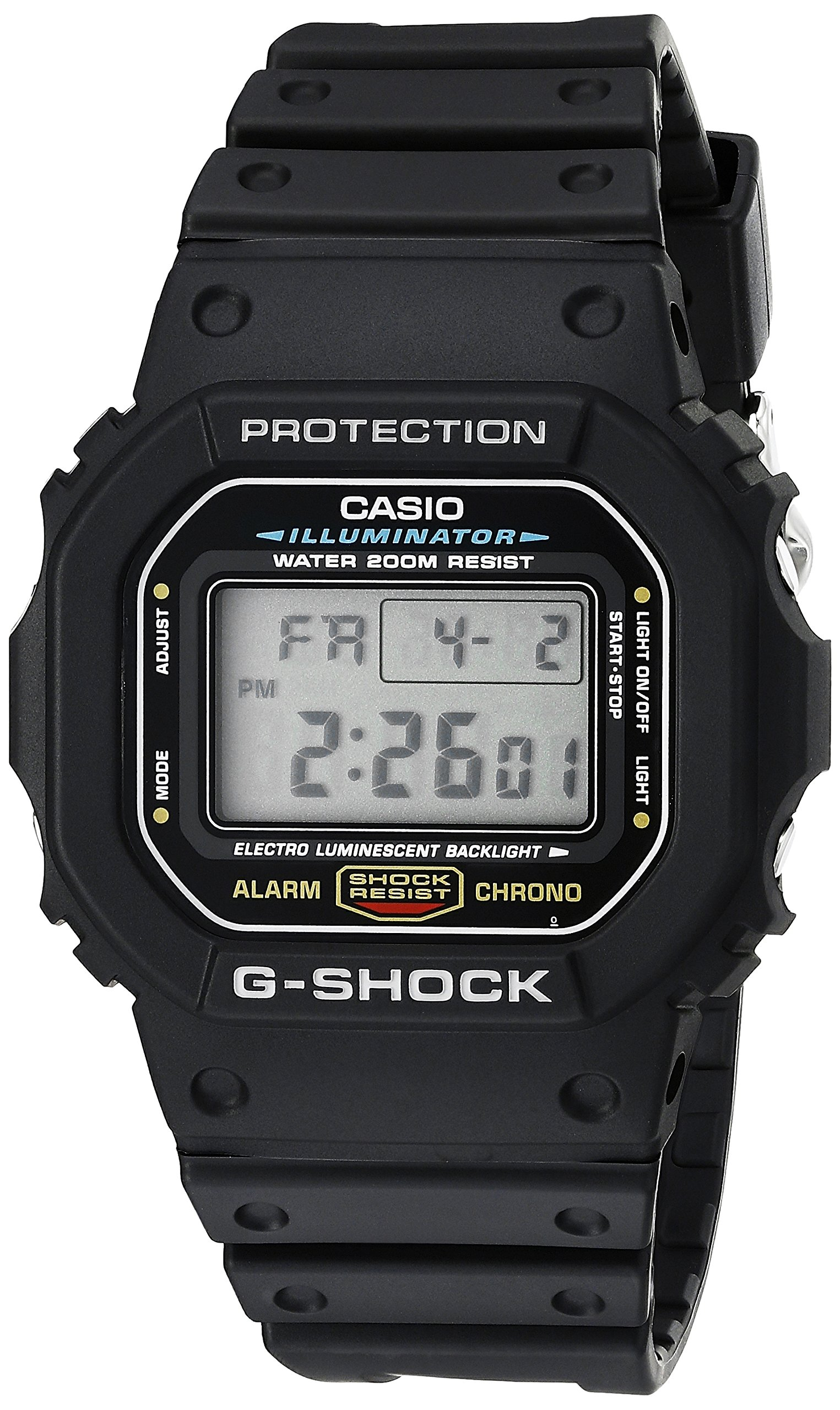 how to delete an alarm on a g shock