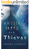 Whiskey, Vamps, and Thieves (Southern Vampire Detective Book 1) (English Edition)