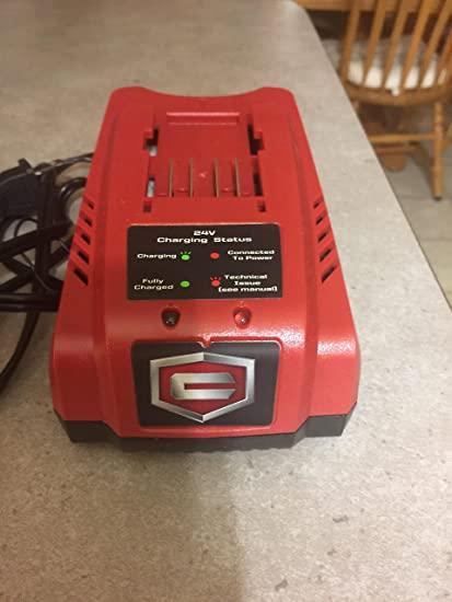 24 Volt Battery Charger Craftsman Lithium Ion Amazon Com