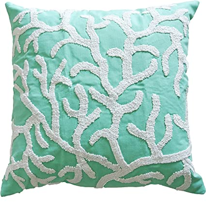 Amazon HOMETALE Coral Cording Embroidery Decorative Throw Interesting Decorative Cording For Pillows