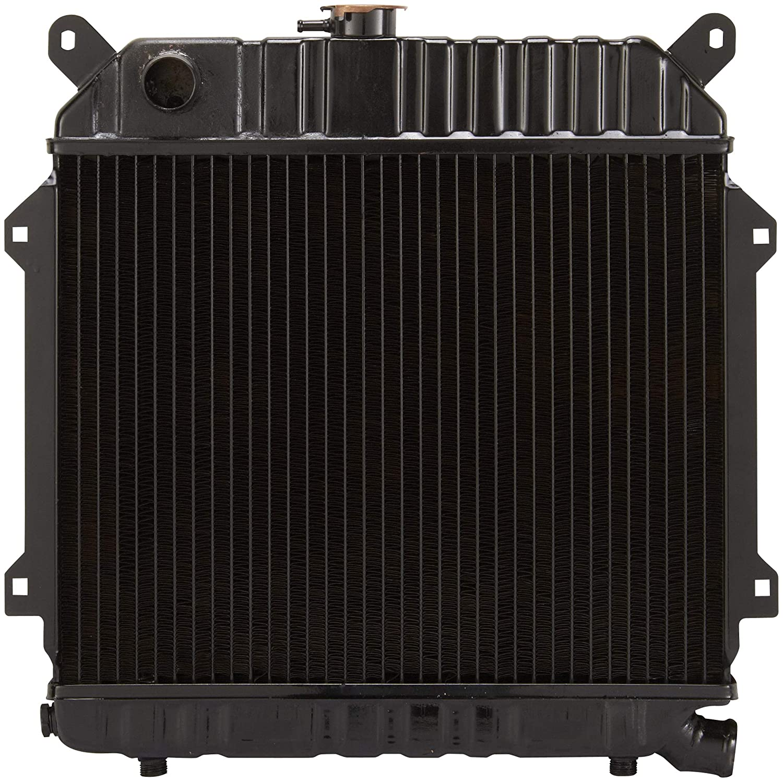 Spectra Premium CU759 Complete Radiator for BMW 320I
