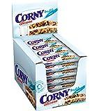 CORNY Milch Classic DER GROSSE, Milchsandwich, 24er Pack (24 x 40g Riegel)