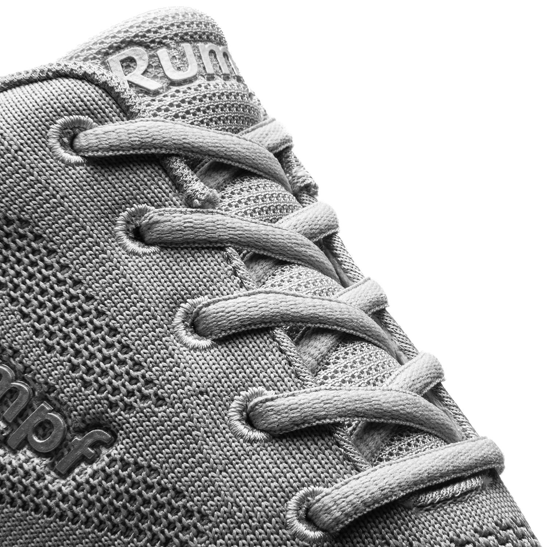 Rumpf Zuma 1567 Grey Dance Sneaker PU Split Sole Men Women