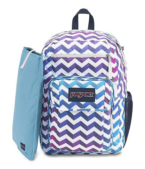 ef70d6fab5c8 Jansport 38 Ltrs Shadow Chevron School Backpack (JS00T69D35Q ...