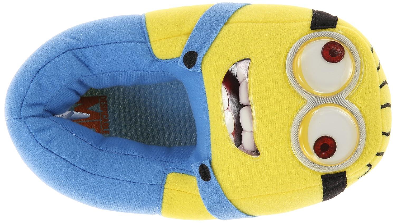 Amazon.com: Despicable Me Minion - Zapatillas para niños ...
