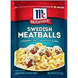 Mccormick Swedish Meatball Mix, 2.11 oz