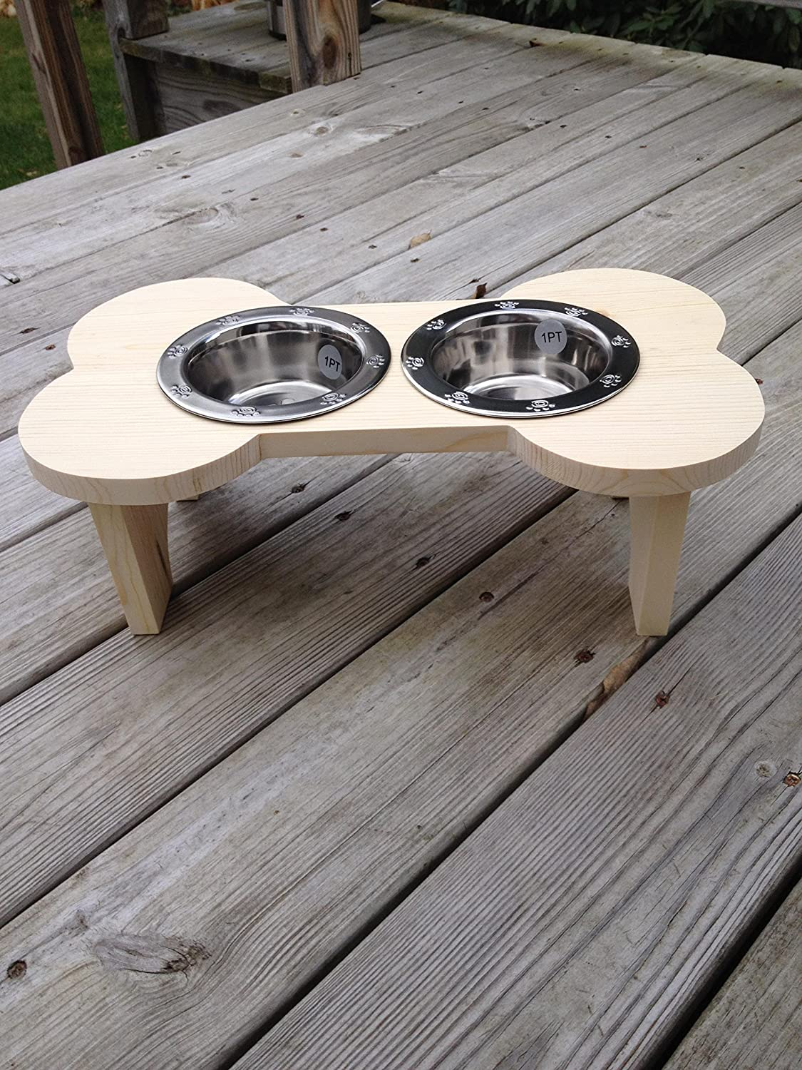 Elevated Dog Bowl - Dog Feeder