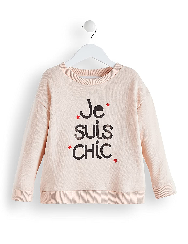 RED WAGON Felpa 'Je Suis Chic' Bambina AKG-009-3