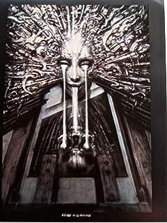 Hr Giger Li II Art fabric Poster Wall Decor 44x 24 inch 154