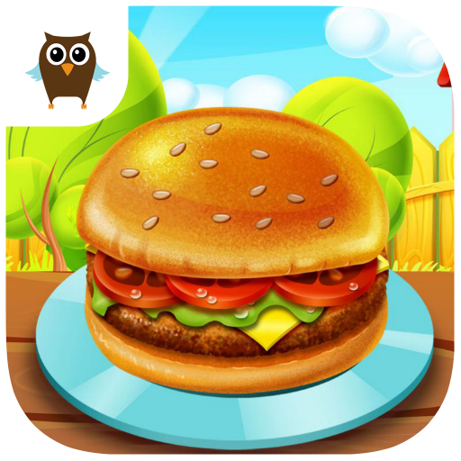 Backyard Barbecue Party – BBQ Burgers, Hot Dogs and Pizza Time with Friends