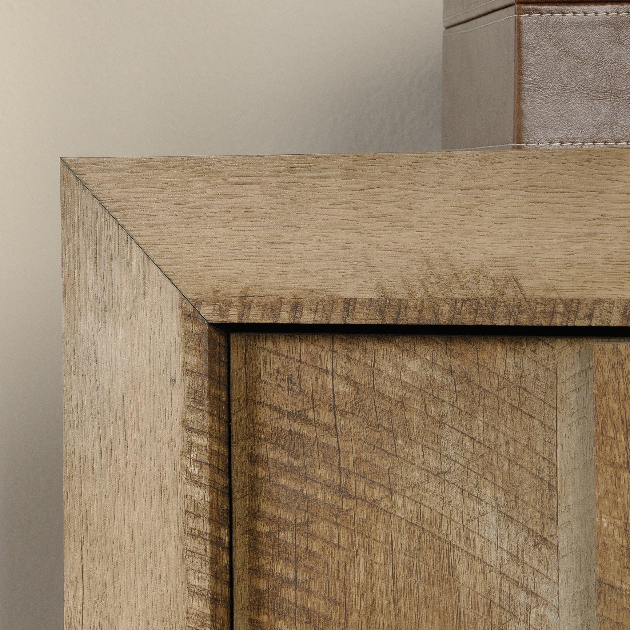 Sauder 419077 Dakota Pass Armoire, 33.78'' L x 19.53'' W x 57.84'' H, Craftsman Oak finish by Sauder (Image #10)