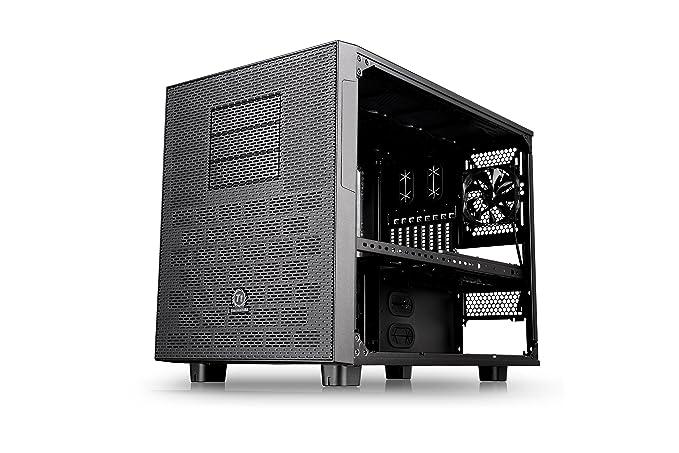 Thermaltake Core X9 - Caja de Ordenador (Cubo, PC, 1x 200 mm, SPCC, 1x 120 mm, Fondo): Amazon.es: Informática