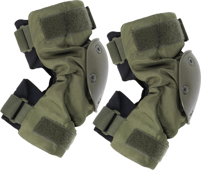 normani Kniesch/ützer mit weichem und dehnbarem Komfortverschluss