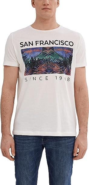 TALLA L. Esprit Camiseta para Hombre