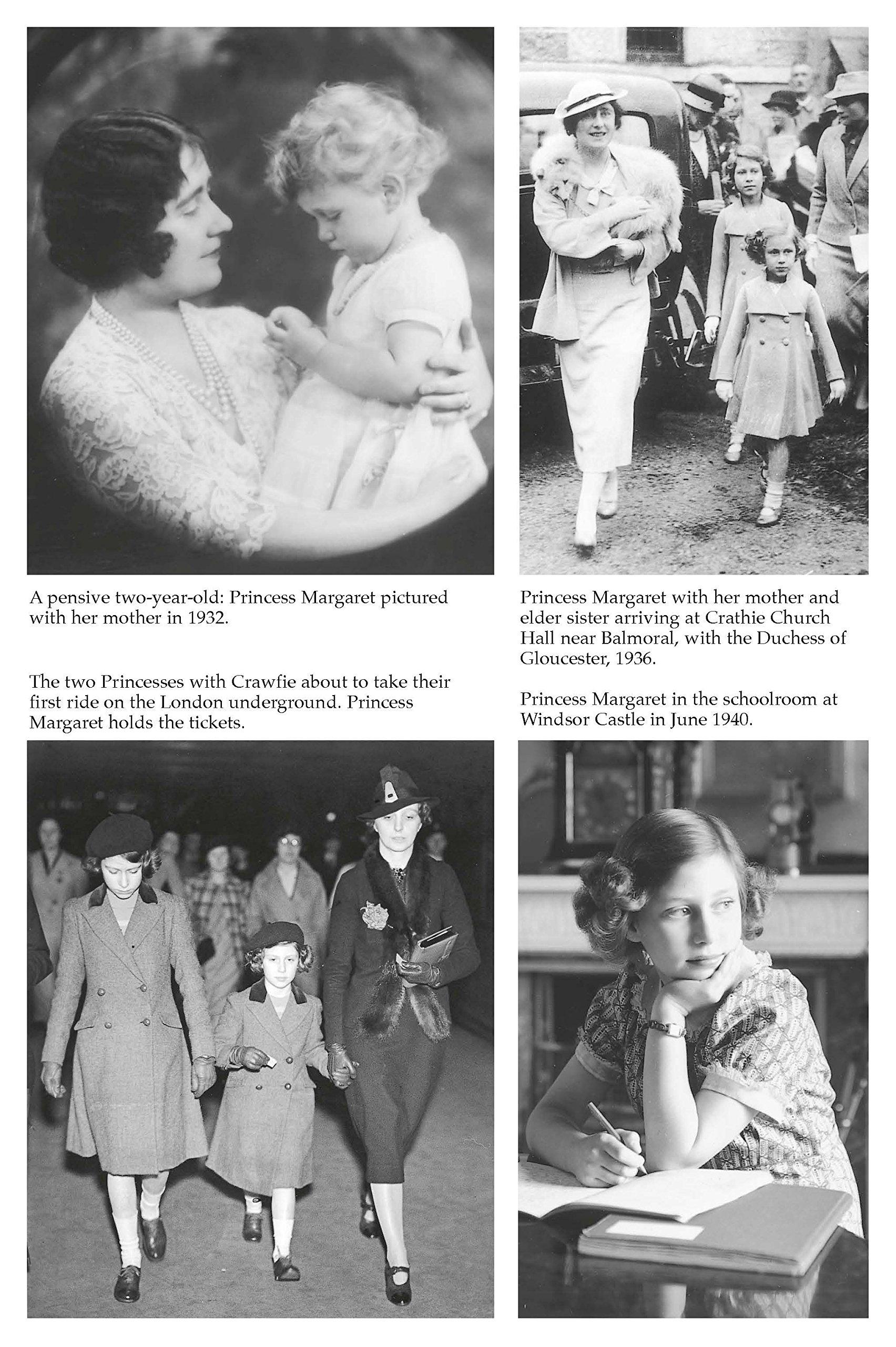 Princess Margaret Amazoncouk Christopher Warwick 9780233005317