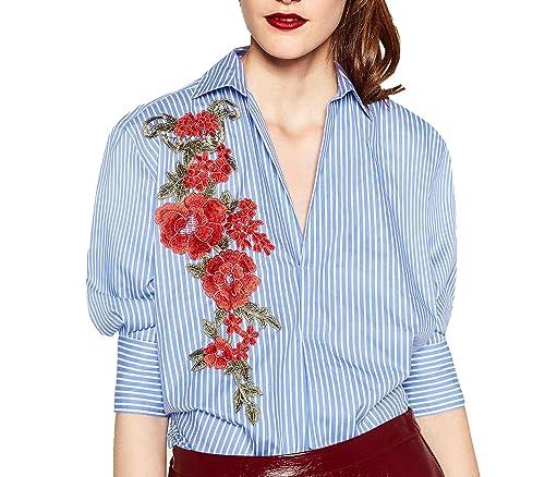 Eorish - Camisas - Rayas - con botones - para mujer