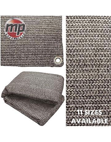 MP Essentials - Alfombra de Suelo para Exteriores, Transpirable, ecológica y Resistente a la