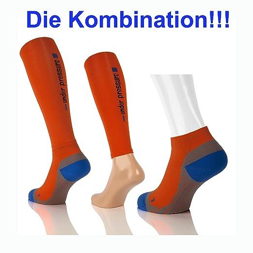 d67e49967fac47 Sport KOMPRESSIONSSTRUMPF Tubes  Under Pressure  (Kompr  20-22mmHg) -  Höchste Qualität