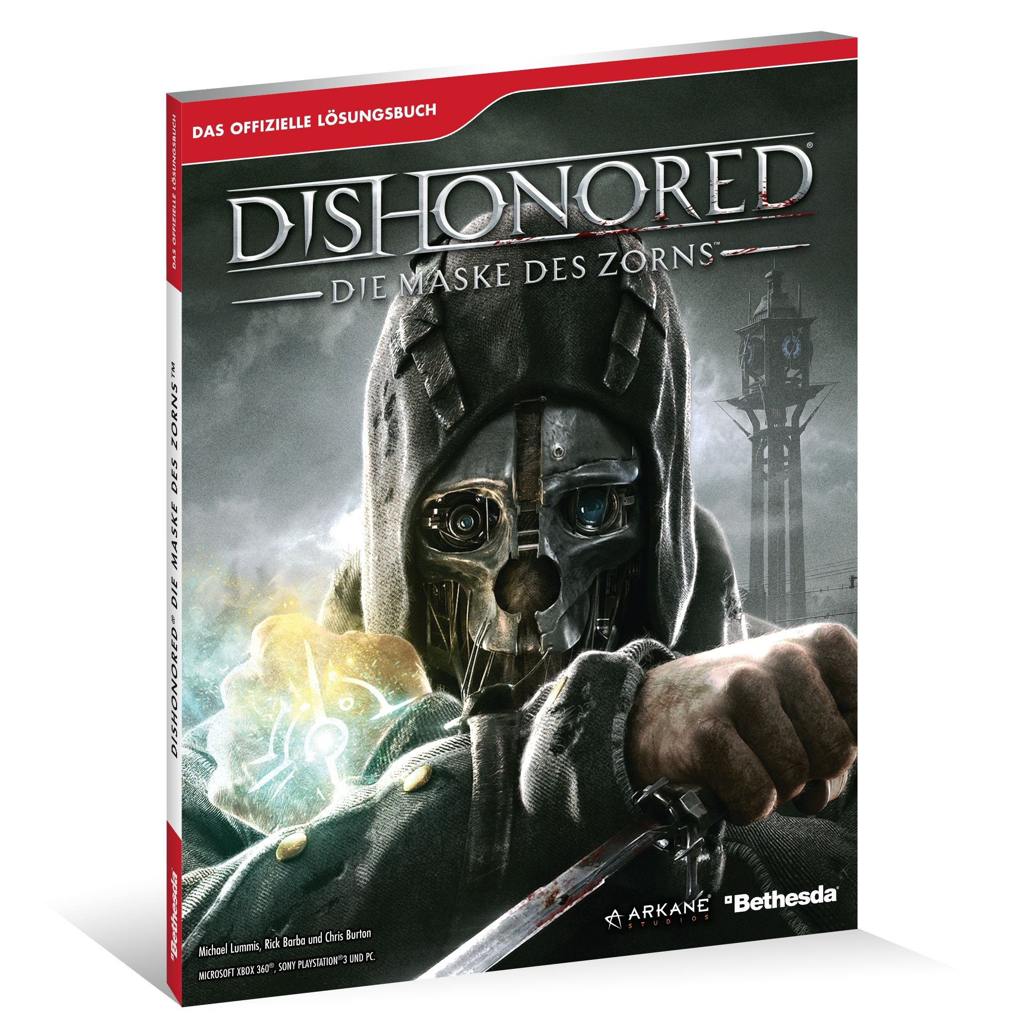 Dishonored (Lösungsbuch)