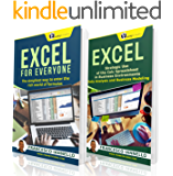 EXCEL: From Beginner to Expert - 2 Manuscripts + 2 BONUS BOOKS - Excel for Everyone, Data Analysis and Business Modeling (Functions and Formulas, Macros, ... Microsoft Office) (English Edition)