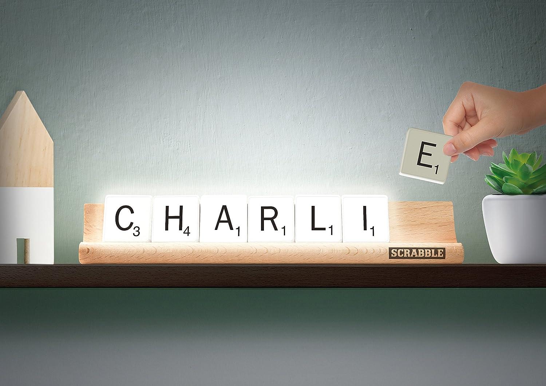 Paladone Scrabble - Lámpara para Azulejos, Multicolor: Amazon.es: Iluminación