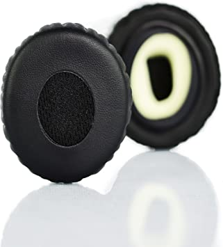 QC3 Earpads Replacement Ear Pad Cushion Muffs Parts Compatible with Bose QC 3 On-ear OE2 OE2i Audio Headphones