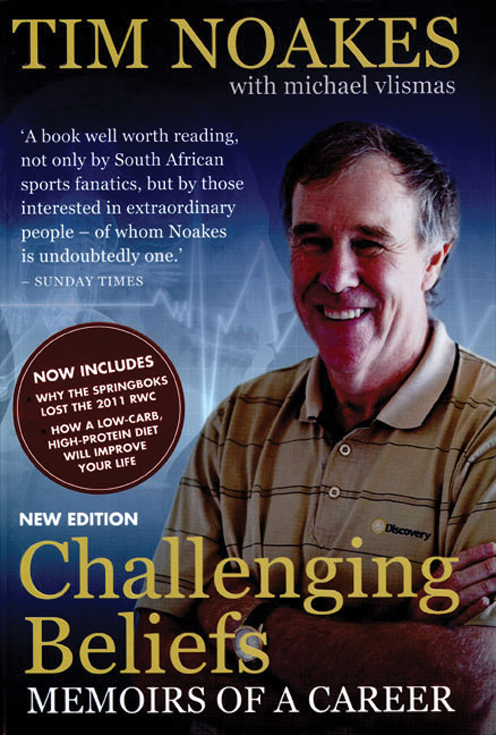 Tim Noakes Diet Book