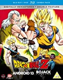 Dragon Ball Z Movie Collection Four: Super Android 13!/Bojack Unbound - DVD/Blu-ray Combo