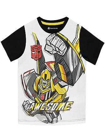 A Corta Transformers Maniche it Per Maglietta RagazziAmazon dQsthrC