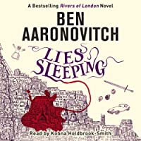 Lies Sleeping: Rivers of London, Book 7