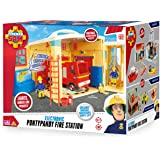 Sam le Pompier 05958Sam Pontypandy électronique Fire Station Jouet