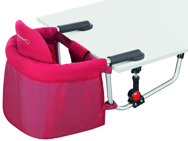 Bébé Confort Reflex - Trona de mesa, color rojo: Amazon.es: Bebé