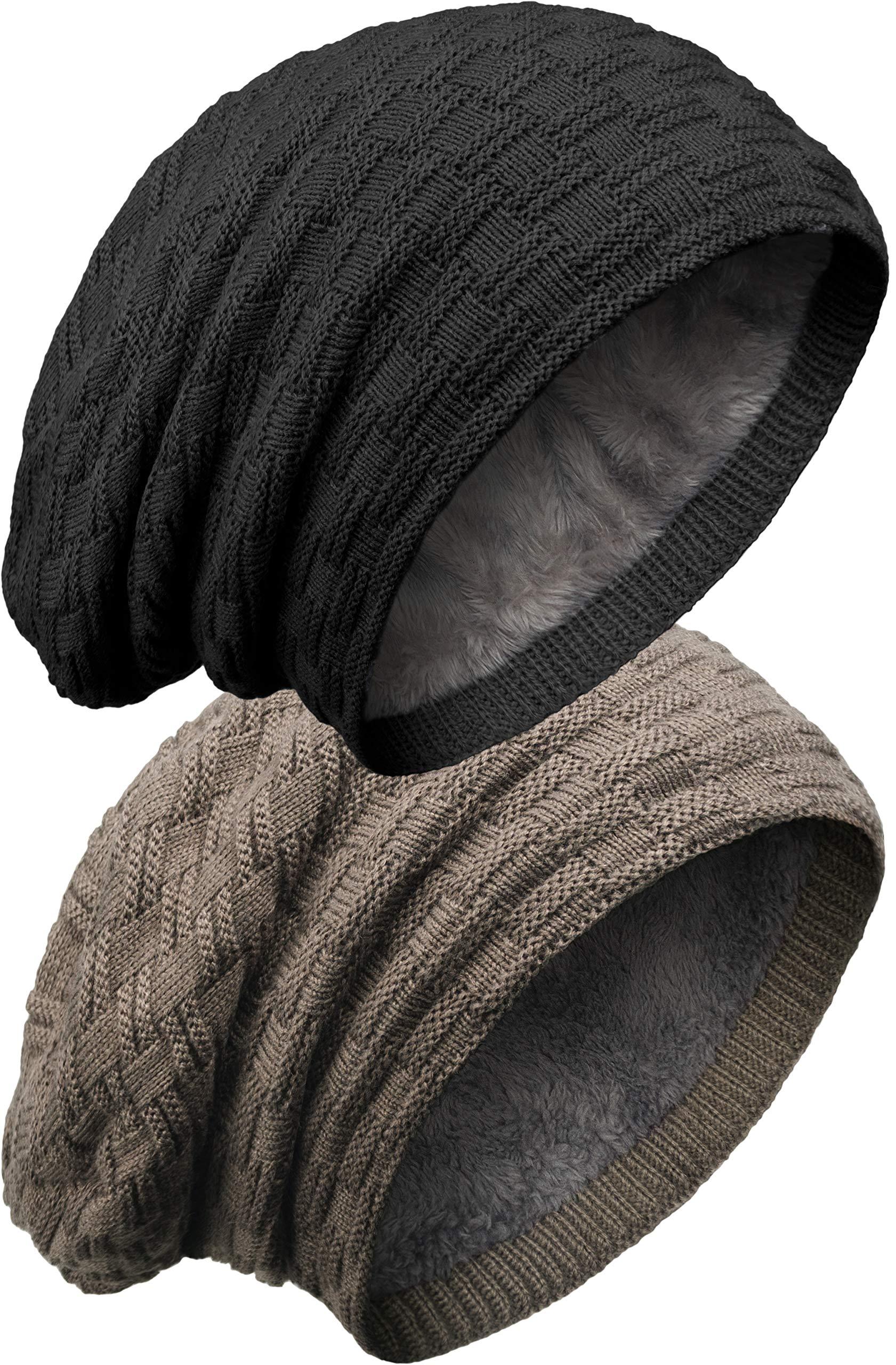 Beechfield Schlauchschal Scarf Schal Fleece Mütze Nackenschutz Stirnband NEU