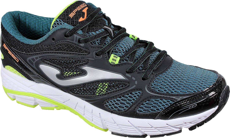 Joma Speed 915 Verde-Negro - Zapatillas Running Hombre (42 EU, Verde-Negro): Amazon.es: Zapatos y complementos