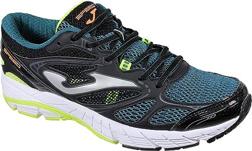 cd23cac8ecf Joma Speed 915 Verde-Negro - Zapatillas Running Hombre  Amazon.es  Zapatos  y complementos
