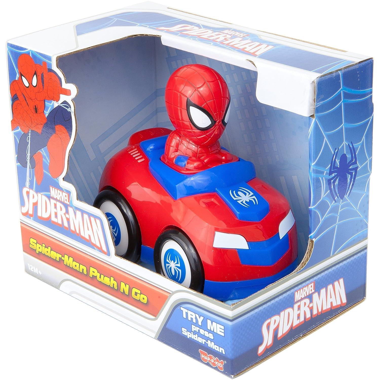 Marvel Spiderman Push N Go WG SG/_B01LTCOFE4/_US