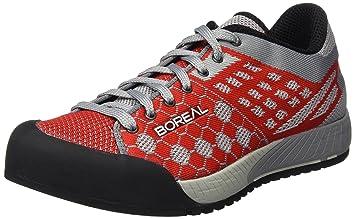 Boreal Salsa - Zapatos Deportivos para Hombre, Color Rojo, Talla 7.5