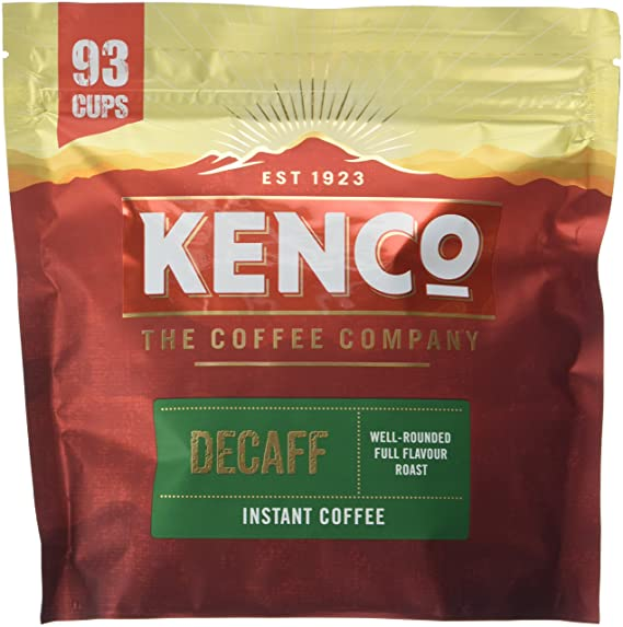 Kenco Decaff Instant Coffee Refill 150 G Pack Of 6