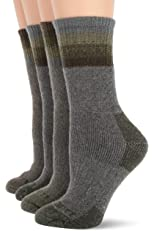 Women's 4 Pack Thermal Crew Sock